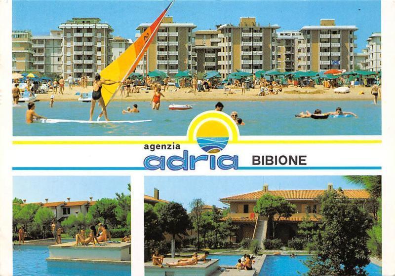 Carte Italie Bibione.Italy Agenzia Adria Bibione Corso Del Sole Hotel Swimming Pool