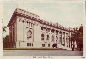 PUBLIC LIBRARY SEATTLE, WA 1907