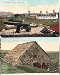 2 - Old Fort, Annapolis Royal NS