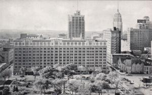SAN ANTONIO, Texas, 1940-60s; The St. Anthony