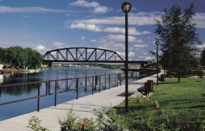 AMOS , Quebec , Canada , 1960-80s ; Parc