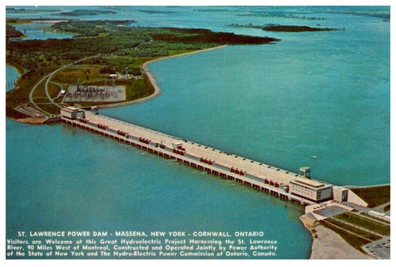 Canada  Niagara Power Project