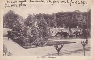 France Metz L'Esplanade