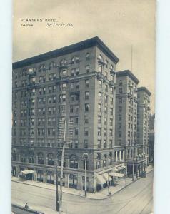 Divided-Back HOTEL SCENE St. Louis Missouri MO B3108