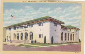 Florida Clearwater Post Office Curteich