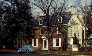 Ridgley House - Dover, Delaware DE