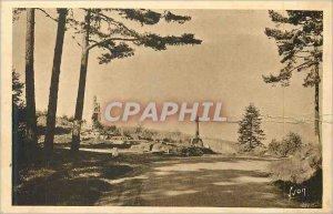 Postcard Old Douce France Col du Hohneck