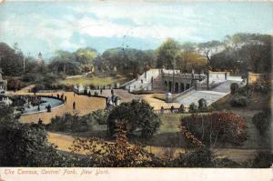 12381  New York City 1906    Central Park   The Terrace
