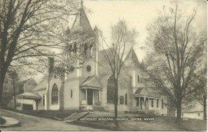 Dexter,, Maine, Methodist Episcopal Church