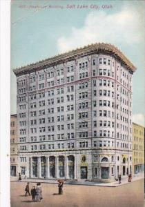 Newhouse Building Salt Lake City Utah