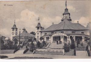 HOSPES , Switzerland, 1914