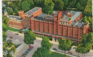 New York Clifton Springs Hospital and Clinic Aerial View