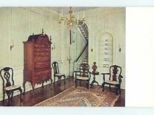 Unused Pre-1980 MUSEUM SCENE Winterthur - By Wilmington Delaware DE hs9711@