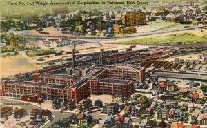 12599 Plant No. 1, Wright Aeronautical Corporation, Paterson, New Jersey