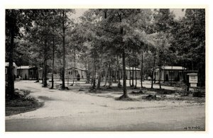 Rare Unsere Heemet Roadside Cottages Lacey Road Forked River NJ New Jersey A492