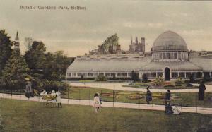 Botanic Gardens Park , BELFAST , Northern Ireland , 00-10s