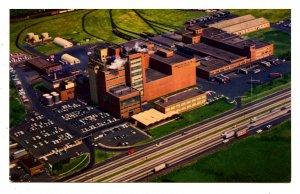 NJ - Newark. Anheuser-Busch Brewing Co., Eastern Home