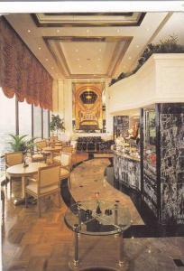 The ARYADUTA hotel , Jakarta , Indonesia , PU-1995 ; Regency Club Lounge