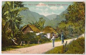 Road to Castleton, Jamaica