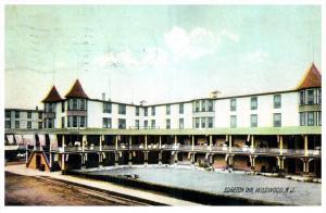 New Jersey Wildwood ,  Edgeton  Inn Hotel