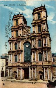CPA RENNES - La Cathédrale (356881)