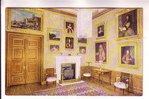 Tuck Oilette, Windsor Castle,  Interior, The State Apartments, Set A, King's ...