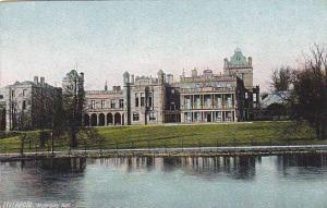 Knowsley Hall, Liverpool (Lancashire), England, UK, 1900-1910s