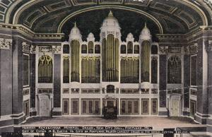 PORTLAND , Maine , 00-10s; Pipe Organ, City Hall