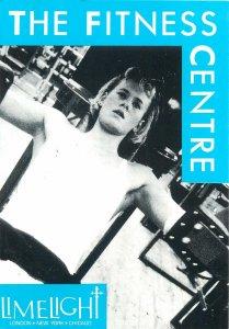 Postcard limelight fitness centre