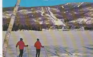 Mont Tremblant Lodge French Canadian Ski Village Resort Quebec Canada 1972