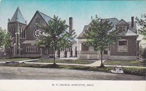 M.E. Church, Marlette, Michigan, 00-10s