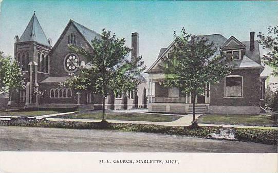 M.E. Church, Marlette, Michigan, 00-10s