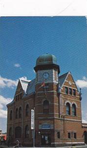 Bibliotheque Municipale Et Centre Touristique, Coaticook,  Quebec,  Canada,  ...