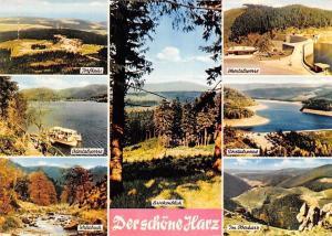 Der schoene Harz, Odertalsperre, Torfhaus, Wildbach, Im Oberharz Okertalsperre