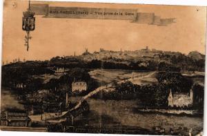 CPA MONT-CASSEL - Vue prise de la Gare (136407)