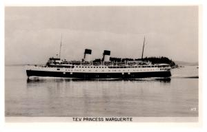 T.E.V. Princess Marguerite, Canadian Pacific Steamships Ltd. RPC