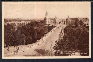 Avenue Et Pont Adolphe,Luxemburg BIN