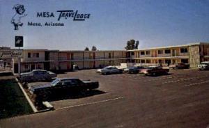Travel Lodge - Mesa, Arizona AZ Postcard