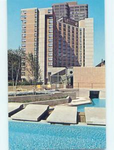 Unused Pre-1980 TOWN VIEW SCENE Montreal Quebec QC p9126