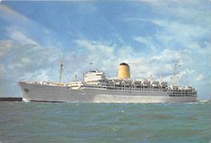 5841 S.S. Arcadia, P.O. Orient Lines