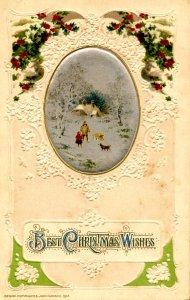 Greeting - Christmas.  (Winsch)