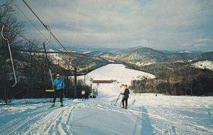 BLOWING ROCK, North Carolina, 1950-1960's; Blowing Rock Ski Slopes