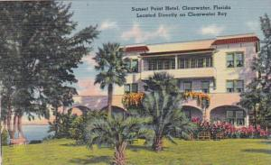 Florida Clearwater Sunset Point Hotel