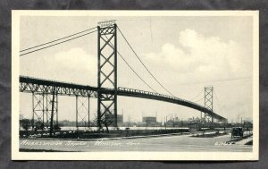 5293 - WINDSOR Ontario 1930s Ambassador Bridge