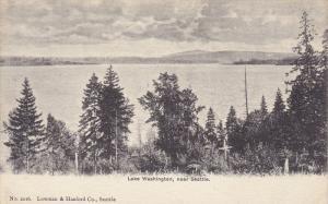 Lake Washington, near Seattle, Washington, 00-10s