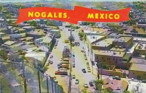 Mexico Nogales International Fence