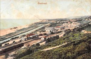 England Seabrook Train Railway Railroad, Coast STATION