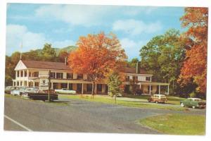 Cascades Inn Healing Springs Virginia VA 1959