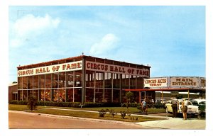 FL - Sarasota. Circus Hall of Fame