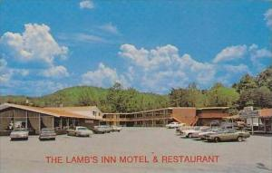 Tennessee Lake City The Lambs Inn Motel and Resturant